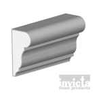 Decorative Stucco Foam Sill SIN-121